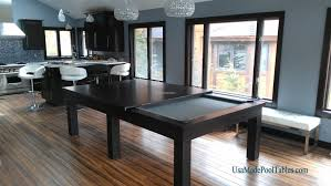 pool dining table usa tags contemporary dining room pool table