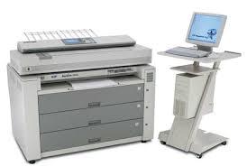 capitol blue print large format copying scanning plotting