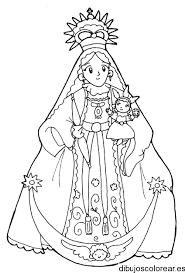 imagenes de virgen maria infantiles dibujos infantiles dibujos para colorear dibujos pinterest