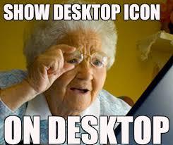 Computer Grandma Meme - grandma on the computer