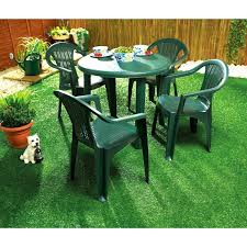 Wicker Plastic Patio Furniture - furniture green plastic chairs for patio chair ideas outdoor and