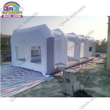 spray paint booth guangzhou factory price inflatable spray booth portable spray