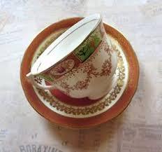 vintage aynsley english bone china teacup u0026 saucer unique design