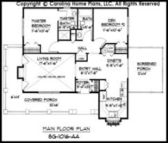 small cottage style house plan sg 1016 sq ft affordable small
