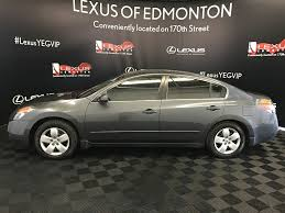 used 2007 nissan altima 4 door car in edmonton ab l12806a