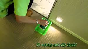 399 anti slip liquid for tile in the bathroom introduction youtube