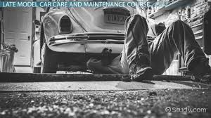 car maintenance courses and classes
