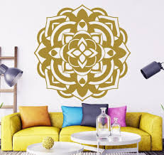 Wall Decals Vinyl Sticker Mandala by Compare Prices On Ganesh Plastic Stickers Online Shopping Buy Low