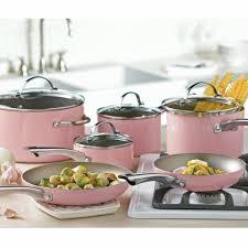 Pink Cast Iron Cookware 9718