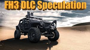 lifted jeep truck forza horizon 3 speculation lifted trucks jeeps future dlc