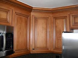 Molding On Kitchen Cabinets Molding For Cabinets Bar Cabinet