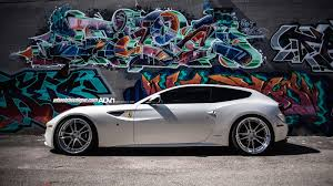 chrome ferrari ferrari ff adv5 2 track spec cs brushed aluminum