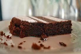 cuisiner le c eri recette de brownie américain à la fleur de sel pour l anniversaire
