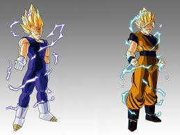 dbz warriors standard dragonball wallpapers goku vegeta