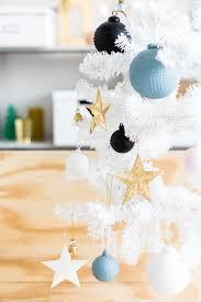 diy snowflake patterned bauble