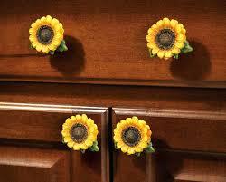 marvelous sunflower kitchen decor theme – dway