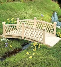 yard bridge little garden bridge hydraz club