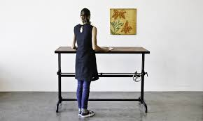 standing desks designs to stay on your feet la times