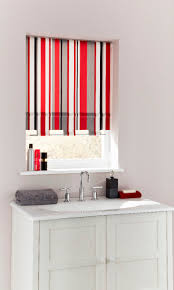 stripes can add a splash of colour in a plain room add matching
