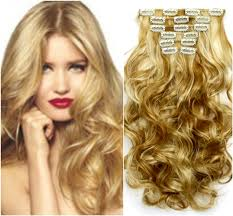 Color Extensions For Hair by In Remy Human Hair Extensions Top Quality Full Set Natural Body