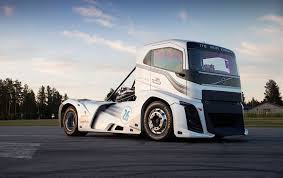 truck volvo volvo iron knight truck breaks speed records 0 100km h in 4 6