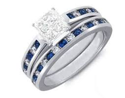 Diamond Sapphire Wedding Ring by Top 10 Gorgeous Affordable Diamond Rings Lifestyle