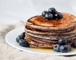 lemon poppy seed blueberry protein pancakes project meal plan