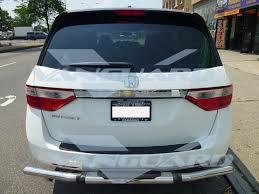 Honda Odyssey Pics Vanguard 99 16 Honda Odyssey Rear Bumper Protector Grill Guard
