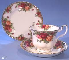 roses china royal albert country roses bone china tea cup saucer and tea
