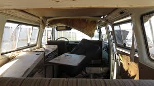volkswagen eurovan camper interior junkyard find 1982 volkswagen vanagon westfalia the truth about