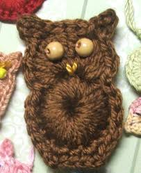 201 best crochet owls images on crochet owls