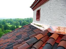 Terracotta Tile Roof Clay Tile Renaissance Roofing Inc