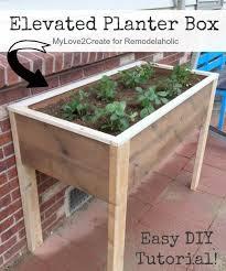 diy planter box best 25 planter boxes ideas on pinterest diy planters