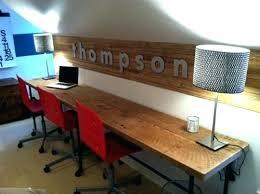Office Desk Wooden Wood Desk Office Neodaq Info