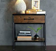 bedside table amazon bed side table ls bed side table reclaimed wood bedside table