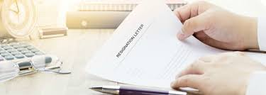 employee resignation policy template workable
