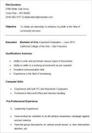 college student resume template resume exles for college students template business