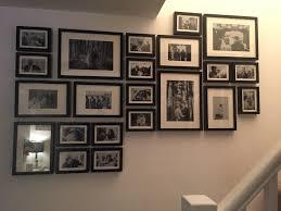 Ikea Ribba How To Create A Gallery Wall Using Ikea Ribba Frames