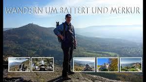 Merkur Baden Baden Battert Und Merkur Herbst In Baden Baden Youtube