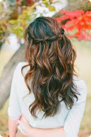 Frisuren Lange Haare Wasserfall by Beliebte Frisuren Für Die Schule Mit Ombre Hair Vpfashion