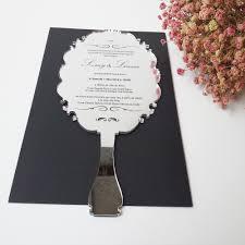 cheap halloween wedding invitations popular silver wedding invitations buy cheap silver wedding