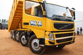 volvo 18 wheeler price volvo fm480 10x4 dump truck launched in india