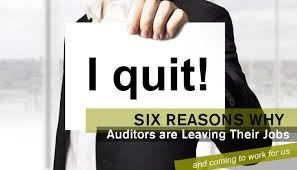 Reasons For Leaving A Job On Resume 6 Reasons Why Auditors Are Leaving Their Firms Public Accounting