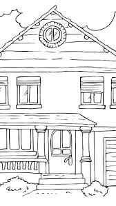 printable spooky house haunted house coloring haunted mansion coloring pages ideas haunted