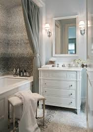 mosaic tiles bathroom ideas gray mosaic shower floor design ideas