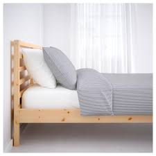 Temporary Beds Tarva Bed Frame Ikea