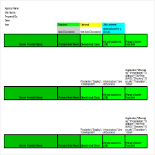 it inventory template 5 free word excel documents download