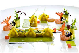 dressage des assiettes en cuisine j hésite entre cuisine et jardinage gustatif visions gourmandes