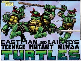 teenage mutant ninja turtles color classics 1 teenage