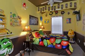 Themed Home Decor The Sweet Escape M U0026m Mania Candy Bedroom